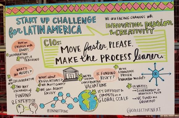 Start up challenge for Latin America