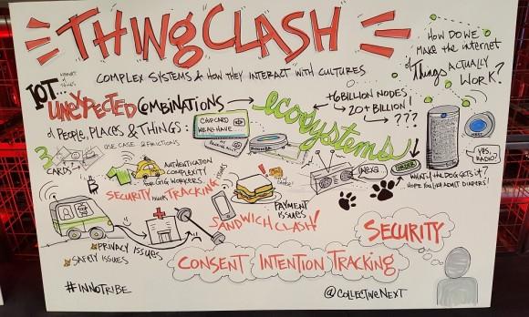 ThingClash at Innotribe!