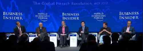My Fintech Notes from the World Economic Forum 2017