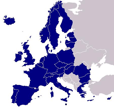 SEPA-countries